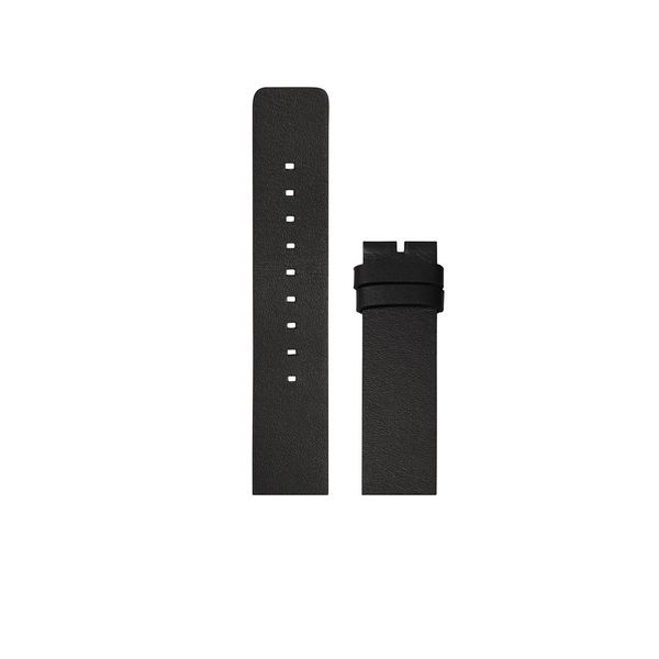 leff ersatzarmband für tube watch ø 42 mm | extra lang
