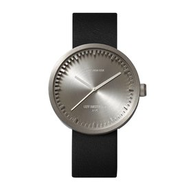 leff tube watch | stahl, ø 42 mm