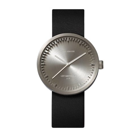 tube watch | stahl, 38 mm