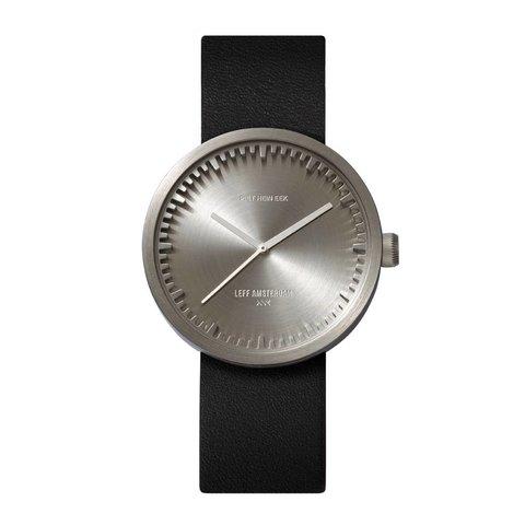 tube watch | stahl, ø 38 mm