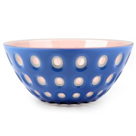 guzzini le murrine schale | blau-pink
