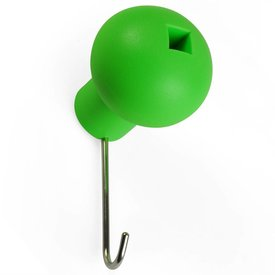 magis globo wandhaken | grün