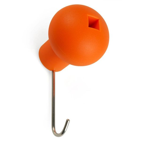 magis globo wandhaken | orange - design enzo mari