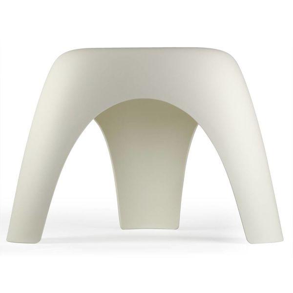 vitra elephant hocker   crème – design sori yanagi