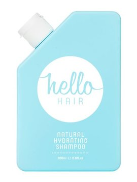 HELLO HAIR | NATURAL HYDRATING SHAMPOO 200ML
