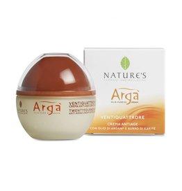 Nature's Anti-age gezichtscrème met Argan olie