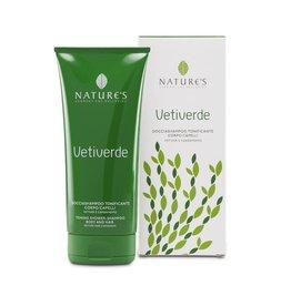 Nature's Vetiverde Shampoo & Douche gel