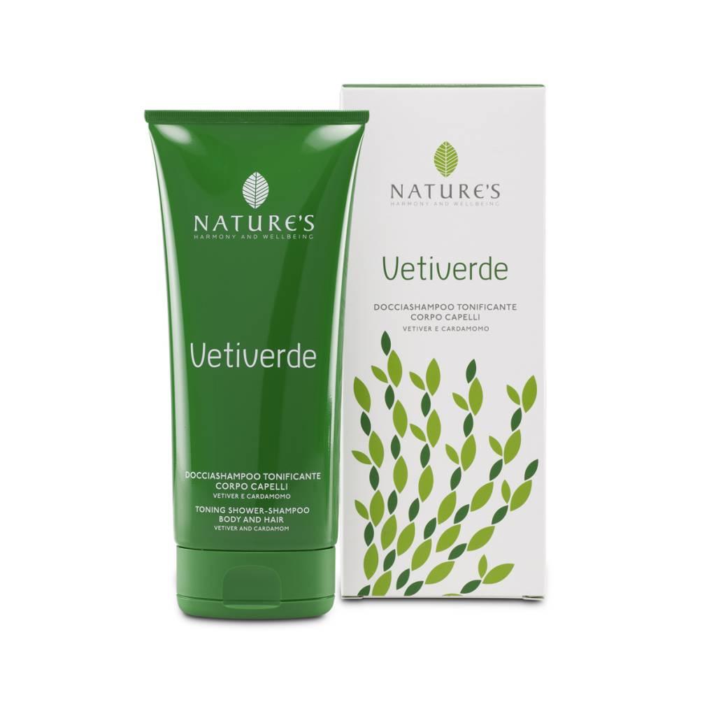 Nature's Vetiverde Verstevigende Shampoo & Douche gel