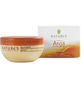 Nature's Bodycrème met Argan olie