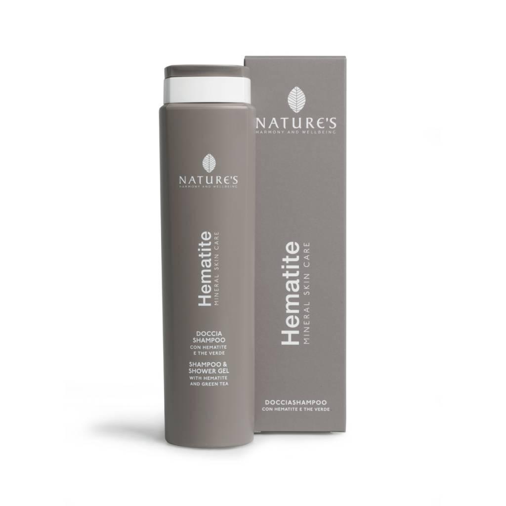 Nature's Hematite Shampoo & Douche gel