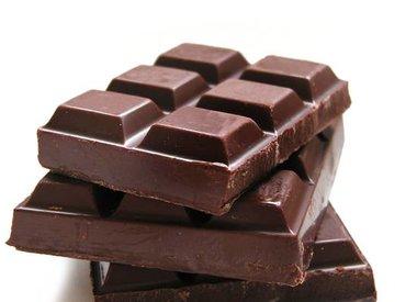 Koekjes en chocolade