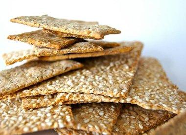 Crackers en broodvervangers