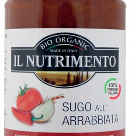 Il Nutrimento Pittige pastasaus 'all'arrabbiata'
