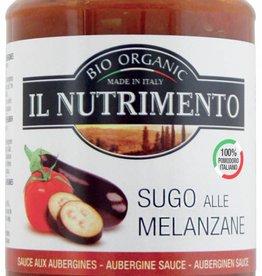 Il Nutrimento Tomatensaus met aubergine