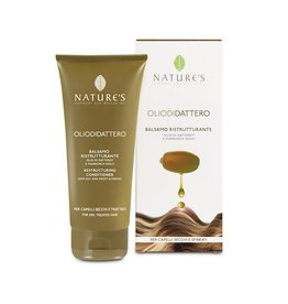 Nature's Herstellende conditioner met dadelolie