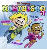 MINIDISCO CD #1 - canciones holandeses