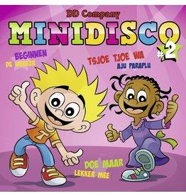 Minidisco Dutch songs CD #2