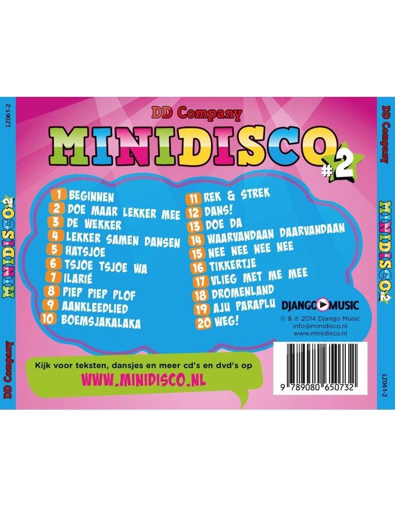 Minidisco CD #2 niederländische Lieder