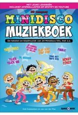 Minidisco Muziekboek-libro de Música.