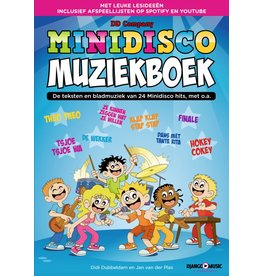 Minidisco Music Book