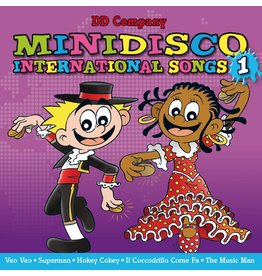 Minidisco Internationale Songs CD # 1