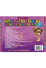 Minidisco International Songs CD #1