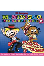 Minidisco INTERNATIONAL CHANSONS CD #2