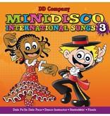 Minidisco International Songs CD #3