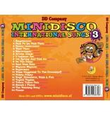 Minidisco Internationale Songs CD # 3
