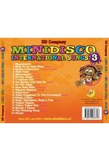 Minidisco International Songs CD #3-Minidisco Intern. can CD # 3