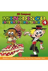 Minidisco International Songs CD #4