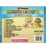 Minidisco Holiday Songs English CD