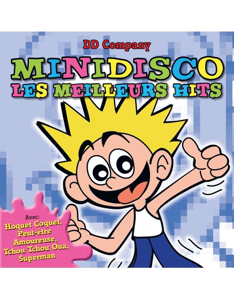Minidisco Les Meilleurs Hits - CD français