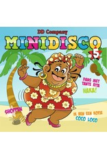 Minidisco CD #5- Canciones Holandesas CD#5