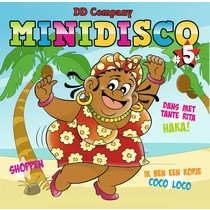 Minidisco CD #2 canciones holandeses