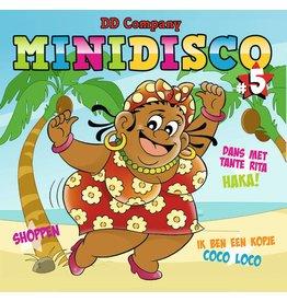 Minidisco niederländische Lieder CD #5