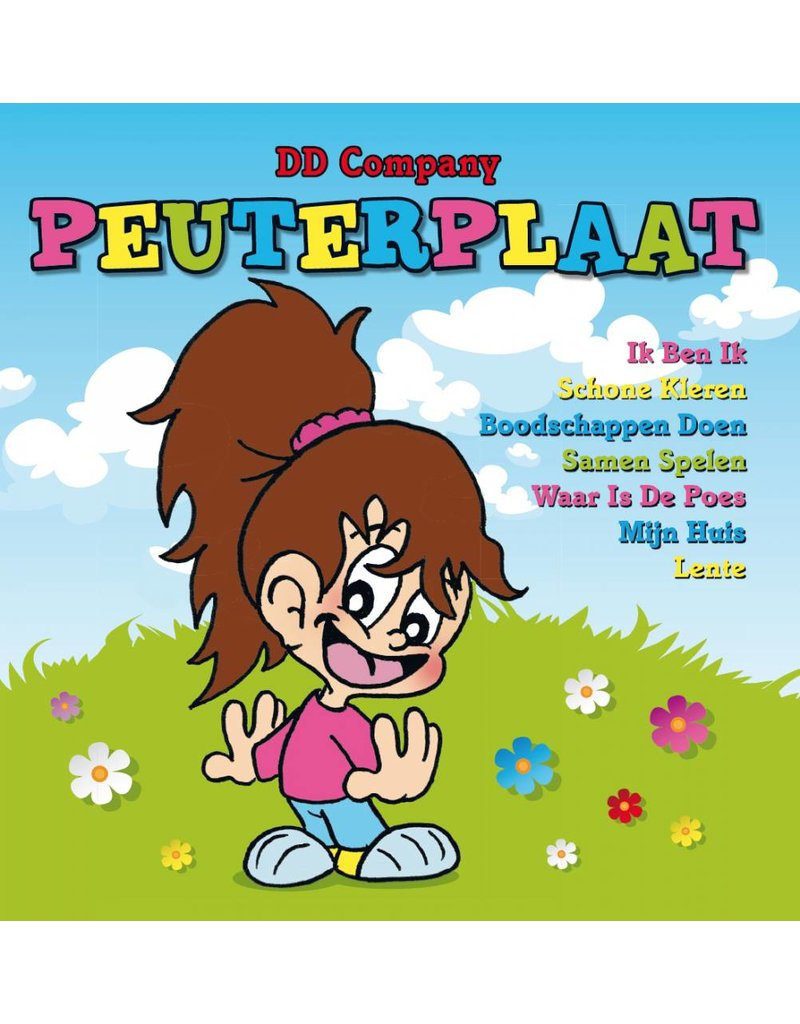PEUTERPLAAT Dutch CD