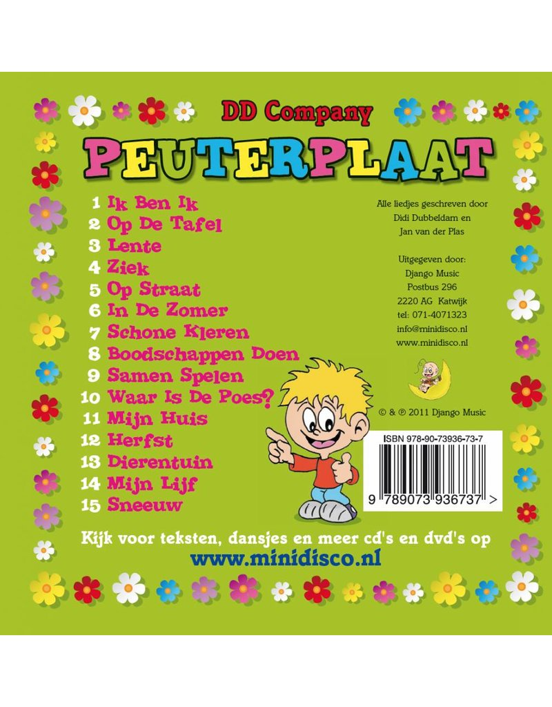 Peuterplaat CD (Nederlands)