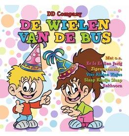 """""""De Wielen Van De Bus"""" Dutch CD"""