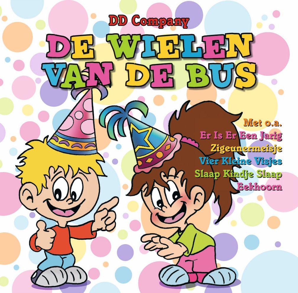 er is er een jarig cd De Wielen Van De Bus CD nu verkrijgbaar!   Minidisco Nederland  er is er een jarig cd