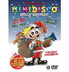 Minidisco Frohe Weihnachten DVD