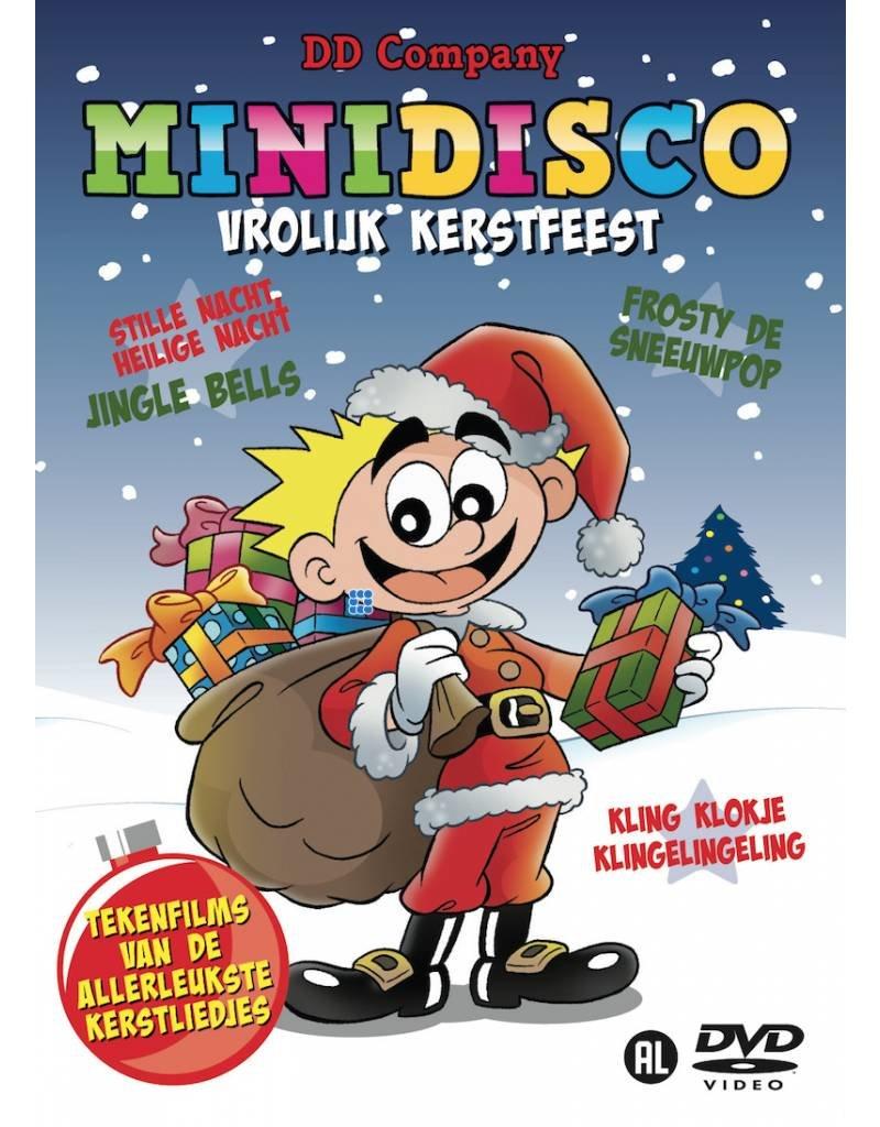 Minidisco Vrolijk Kerstfeest DVD- Minidisco Feliz Navidad DVD