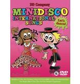 Minidisco Internationale Songs DVD