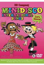 Minidisco International Songs DVD-canciones Internacional DVD