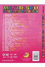 Minidisco Internationale Songs DVD