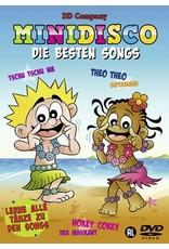 Minidisco, die besten Songs DVD-las mejores can,DVD