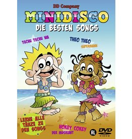 Mini Disco, die besten Songs DVD