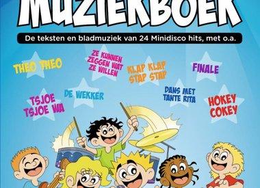 Minidisco Muziekboek