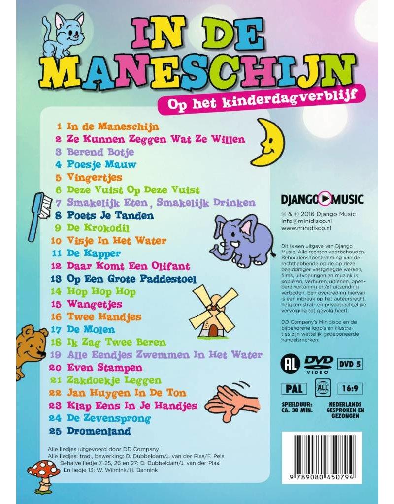 In De Maneschijn DVD-Con la  Luz de la Luna DVD.