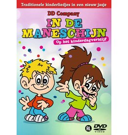 "Minidisco ""In De Maneschijn"" Dutch songs and cartoons DVD"